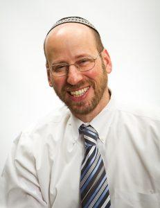 Eitan Katz - Director of NCSY Relief Missions
